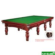 Weekend Бильярдный стол для снукера «Dynamic Refinement» 12 ф (махагон), интернет-магазин товаров для бильярда Play-billiard.ru. Фото 2