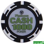Набор для покера Cash на 500 фишек, интернет-магазин товаров для бильярда Play-billiard.ru. Фото 2