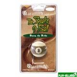"Aramith Saluc Биток 57.2 мм ""The Snake 9 Ball"", интернет-магазин товаров для бильярда Play-billiard.ru"