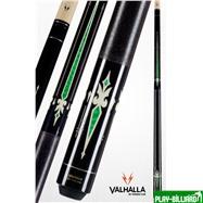 "Viking Кий для пула 2-pc ""Viking Valhalla VA321"" (черный), интернет-магазин товаров для бильярда Play-billiard.ru. Фото 2"