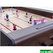 Weekend Хоккей «Легенда 17» (141.5 x 72.4 x 81 см, коричневый), интернет-магазин товаров для бильярда Play-billiard.ru. Фото 5