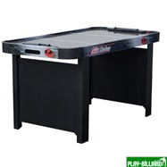 Weekend Аэрохоккей «High Speed» 5 ф (152,4 х 76,2 х 78,7 см, черный), интернет-магазин товаров для бильярда Play-billiard.ru. Фото 1