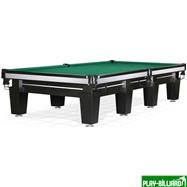 Weekend Бильярдный стол для русского бильярда «Magnum» 11 ф (черный, 8 ног), интернет-магазин товаров для бильярда Play-billiard.ru