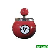"""Пепельница """"Семерка"""" (керамическая), интернет-магазин товаров для бильярда Play-billiard.ru"""