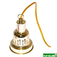 Weekend Лампа на один плафон «Evergreen» (золотистая чашка, зеленый плафон D35см), интернет-магазин товаров для бильярда Play-billiard.ru. Фото 4