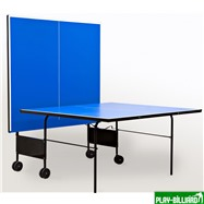 Weekend Billiard Company Всепогодный стол для настольного тенниса «Standard II» (274 х 152,5 х 76 см), интернет-магазин товаров для бильярда Play-billiard.ru. Фото 3