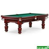 Weekend Бильярдный стол для русского бильярда «Classic II» 9 ф (махагон), интернет-магазин товаров для бильярда Play-billiard.ru