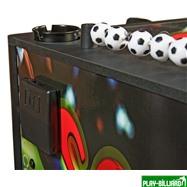 Настольный футбол (кикер) «Magic» (139х74х87, цветной), интернет-магазин товаров для бильярда Play-billiard.ru. Фото 6