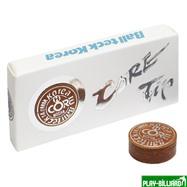 Ball Teck Наклейка для кия «Ball Teck Brown Core» (H) 14 мм, интернет-магазин товаров для бильярда Play-billiard.ru. Фото 8