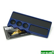 Mezz Cues Инструмент для обработки наклейки «Mezz Cue Magic CMT-B» (синий), интернет-магазин товаров для бильярда Play-billiard.ru. Фото 1