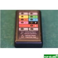 Электронное табло «Play 8» с дистанционным управлением, интернет-магазин товаров для бильярда Play-billiard.ru. Фото 4