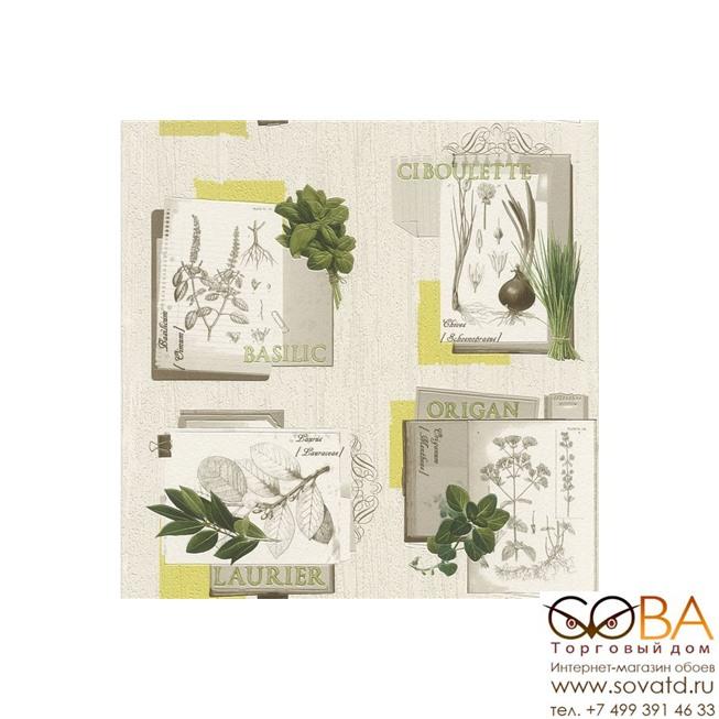 Обои Rasch Tiles & More 307405 купить по лучшей цене в интернет магазине стильных обоев Сова ТД. Доставка по Москве, МО и всей России