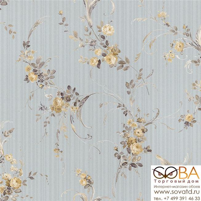 Обои Zambaiti 4161 Satin Flowers купить по лучшей цене в интернет магазине стильных обоев Сова ТД. Доставка по Москве, МО и всей России