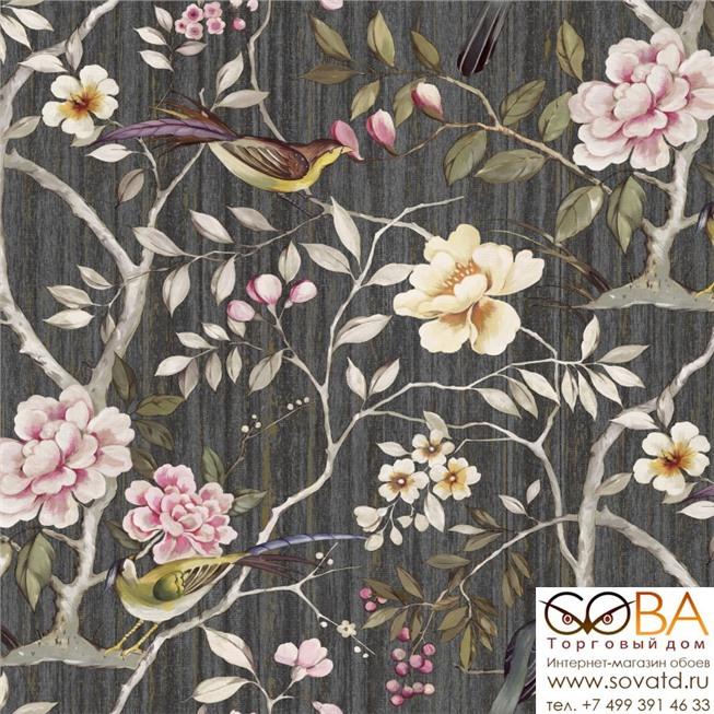Обои OVK Design Nature 10349-08 купить по лучшей цене в интернет магазине стильных обоев Сова ТД. Доставка по Москве, МО и всей России
