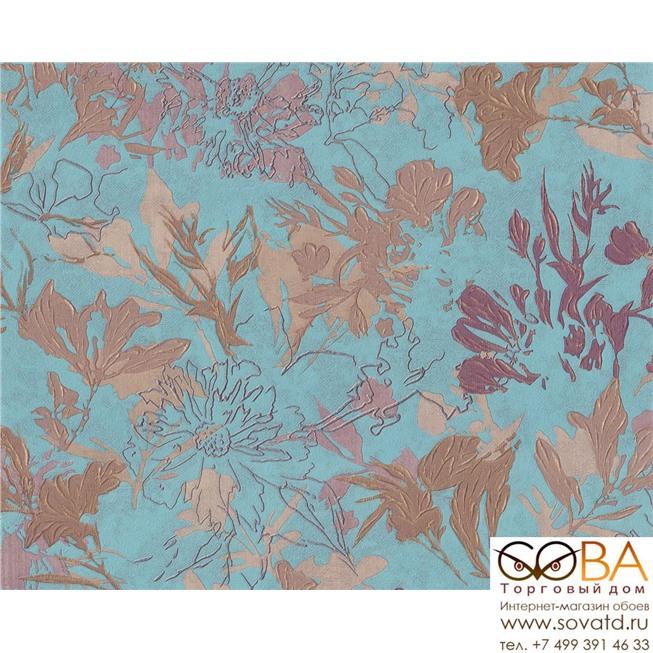 Обои Euro Decor 9080-03 Cosmea купить по лучшей цене в интернет магазине стильных обоев Сова ТД. Доставка по Москве, МО и всей России