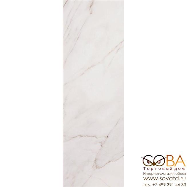 Плитка Meissen  Carrara белый 29х89 купить по лучшей цене в интернет магазине стильных обоев Сова ТД. Доставка по Москве, МО и всей России