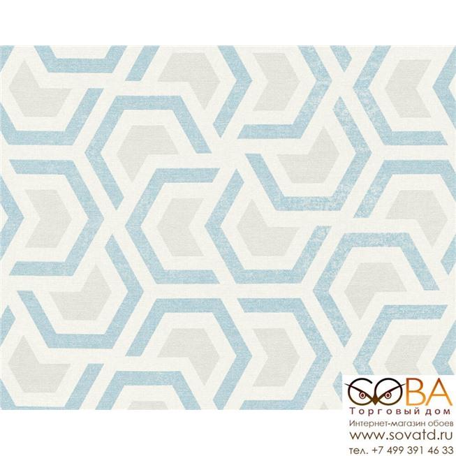Обои A.S. Creation Linen Style 36760-3 купить по лучшей цене в интернет магазине стильных обоев Сова ТД. Доставка по Москве, МО и всей России