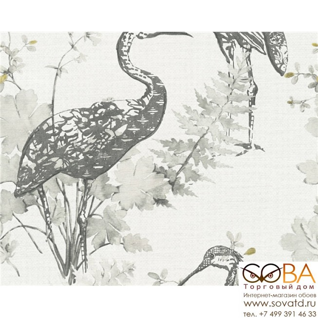 Обои A.S. Creation 36092-3 Four Seasons купить по лучшей цене в интернет магазине стильных обоев Сова ТД. Доставка по Москве, МО и всей России