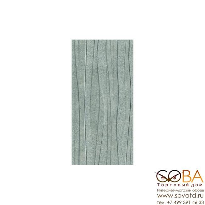 Декор Vitra  3D Newcon серебристо-серый 7РЕК 30х60 купить по лучшей цене в интернет магазине стильных обоев Сова ТД. Доставка по Москве, МО и всей России