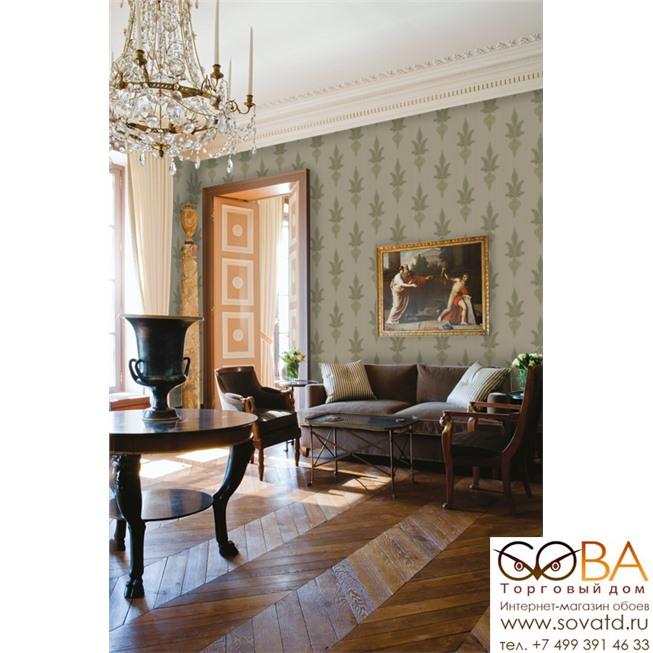 Обои Seabrook VM50707 Villa Medici купить по лучшей цене в интернет магазине стильных обоев Сова ТД. Доставка по Москве, МО и всей России