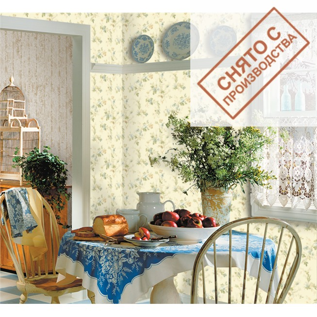 Обои York NM2912 Normandy Manor купить по лучшей цене в интернет магазине стильных обоев Сова ТД. Доставка по Москве, МО и всей России