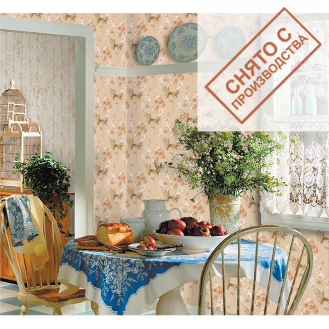 Обои Seabrook IM40403 Impressionist купить по лучшей цене в интернет магазине стильных обоев Сова ТД. Доставка по Москве, МО и всей России