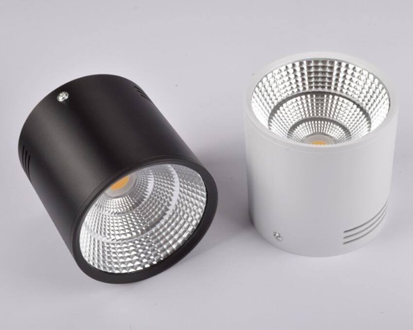 Металлический светильник Спот прямой