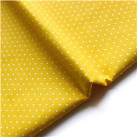 Горошек на желтом 1 мм