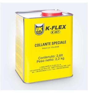 Клей K-FLEX 2.6 lt K 467