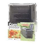 Компостер садовый 1600л Module IKSM1600C-S411 черный