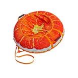 Тюбинг Митек Сочный апельсин 110 см