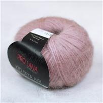 Пряжа KID SETA AIR, Пыльный розовый 133, 150М В 50Г, Pro Lana