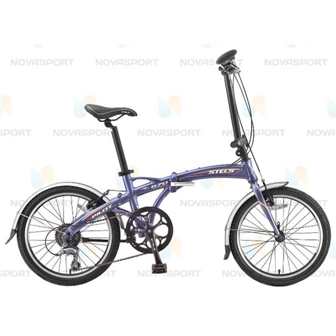 Велосипед Stels Pilot 670 20 (2016), интернет-магазин Sportcoast.ru