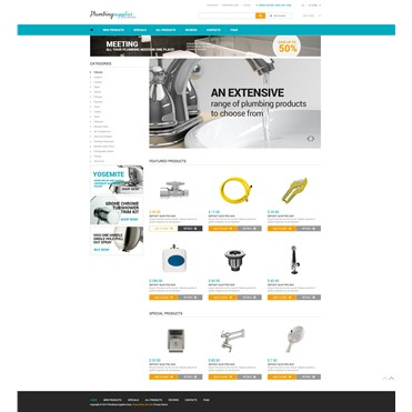Maintenance Services Template