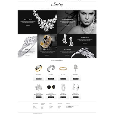 Jewelry Online Shop