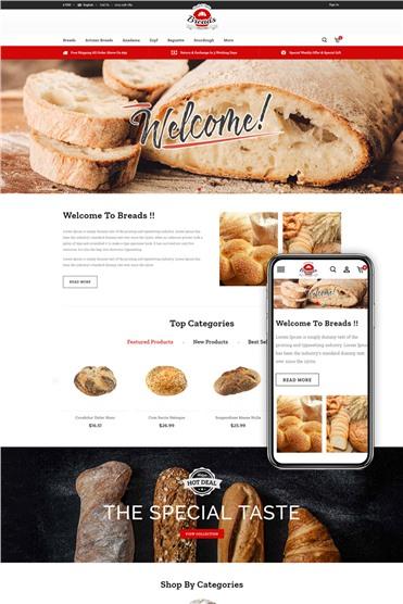 Breads - Bakery