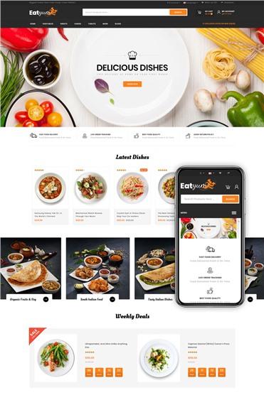 Eatyum - Restaurant Shop