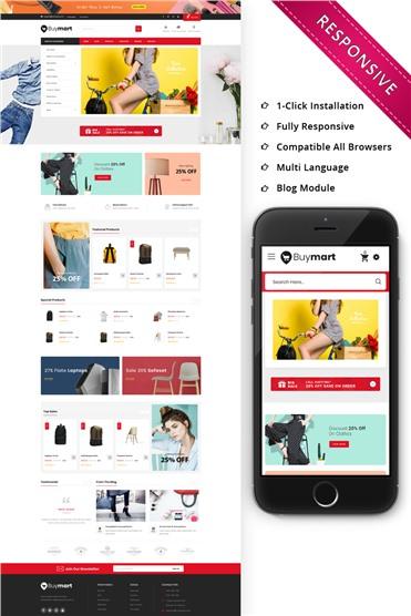 Buymart - The Mega Shop Responsive