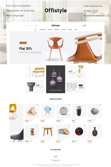 Offistyle - Furniture Shop
