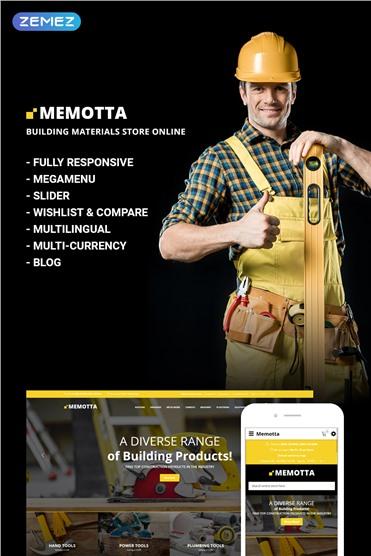 Memotta - Building Materials Store
