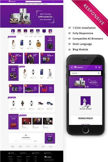 Emart - Mega Store Responsive Premium
