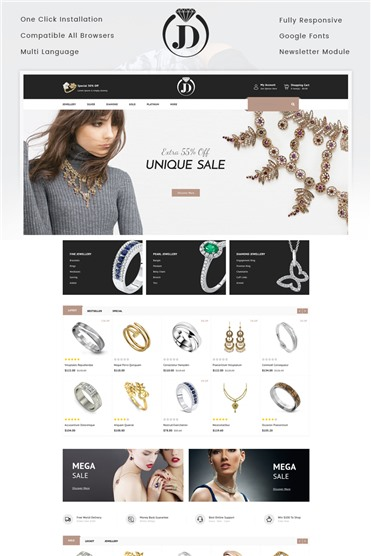 Diamond Jewelry Store