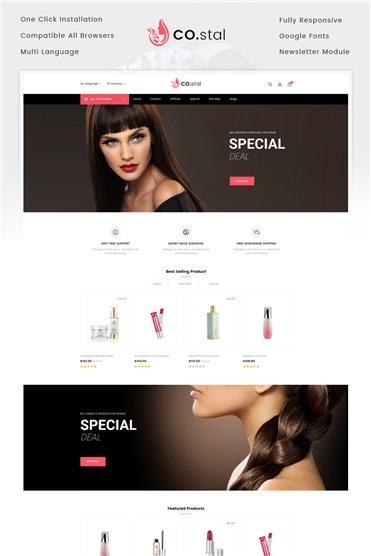 Costal - Beauty Store