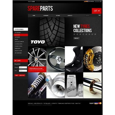 Stylish Spare Parts