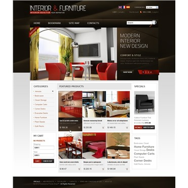 Interior and Furniture Themes