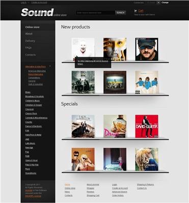 MP3 Store