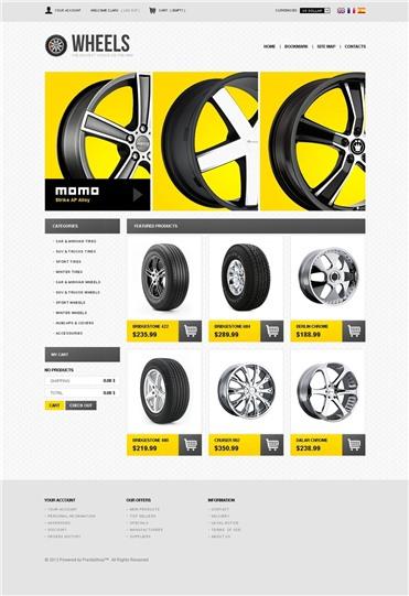Wheels & Tires Online