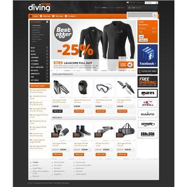 Diving Apparel & Equipment