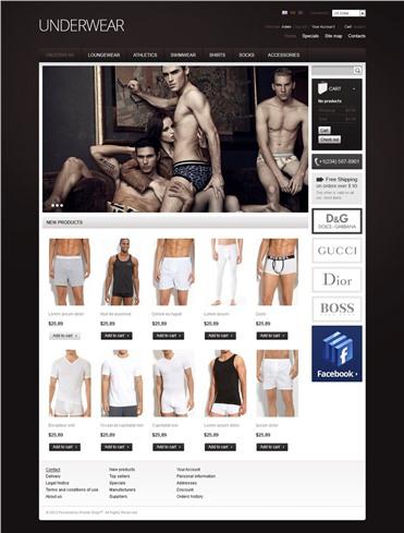 Manly Underwear