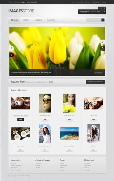 Images Store